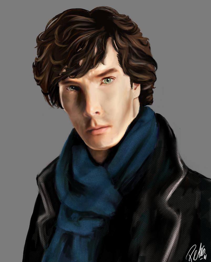 Sherlock by Dobbylove