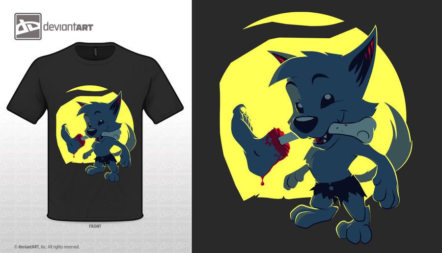 Werewolfie by Nico4blood