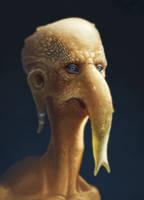 Alien Portrait by Nico4blood