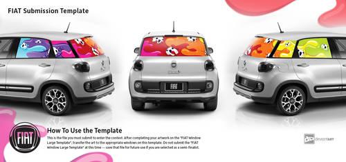 More Fiat More Cuteness
