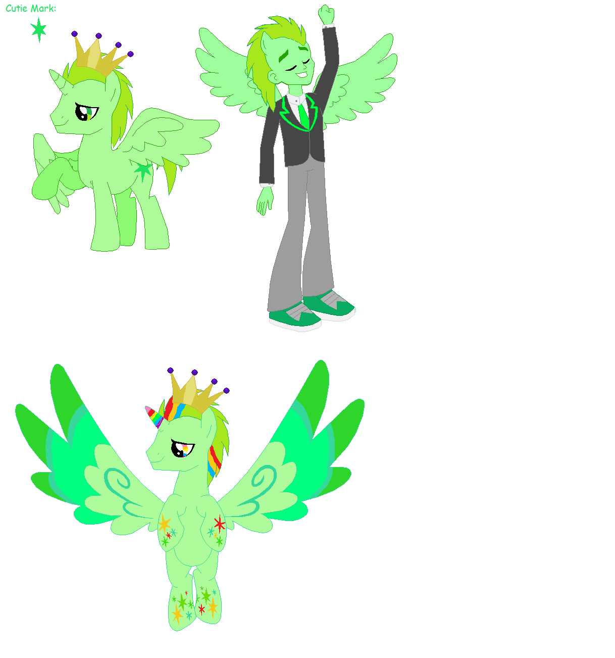 My OC by awesome992