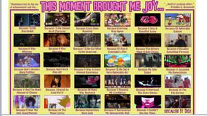 Moments That Bring Me Joy
