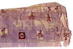 Purple semi-transparent paper   PNG