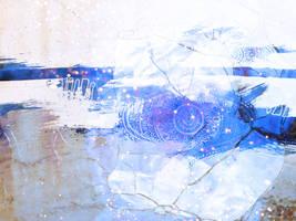 Digital art texture 07 by mercurycode