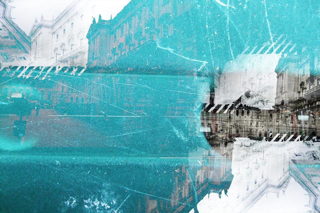 Digital art texture 10 by mercurycode