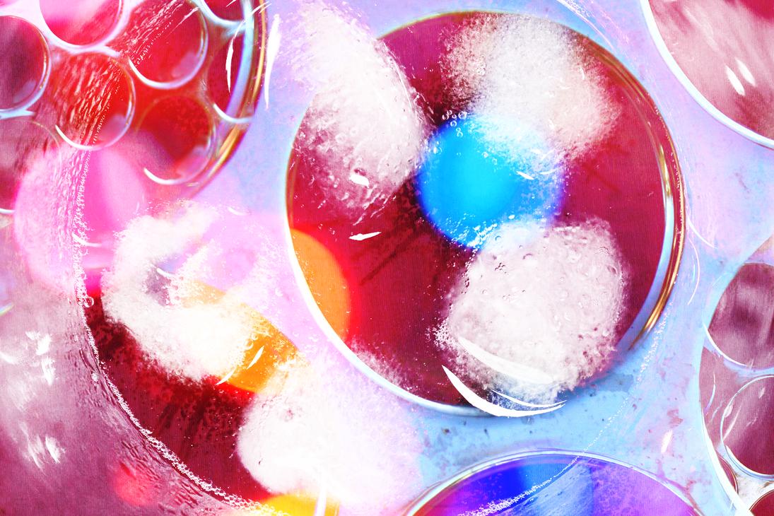 Digital art texture 28 by mercurycode