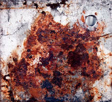 Mosaic of rust by mercurycode