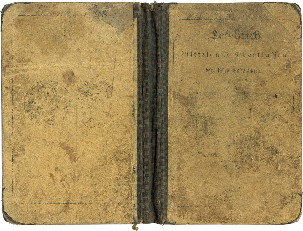 Antique Book Cover Textures : Antique stained book cover png by mercurycode on deviantart