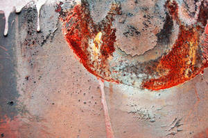 Rust texture XIX by mercurycode