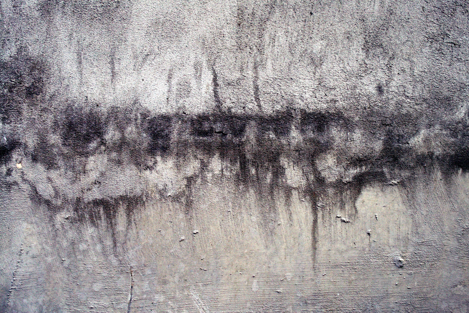 Grungy Landscape on Concrete by mercurycode
