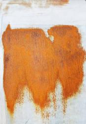 Orange Rust Texture by mercurycode