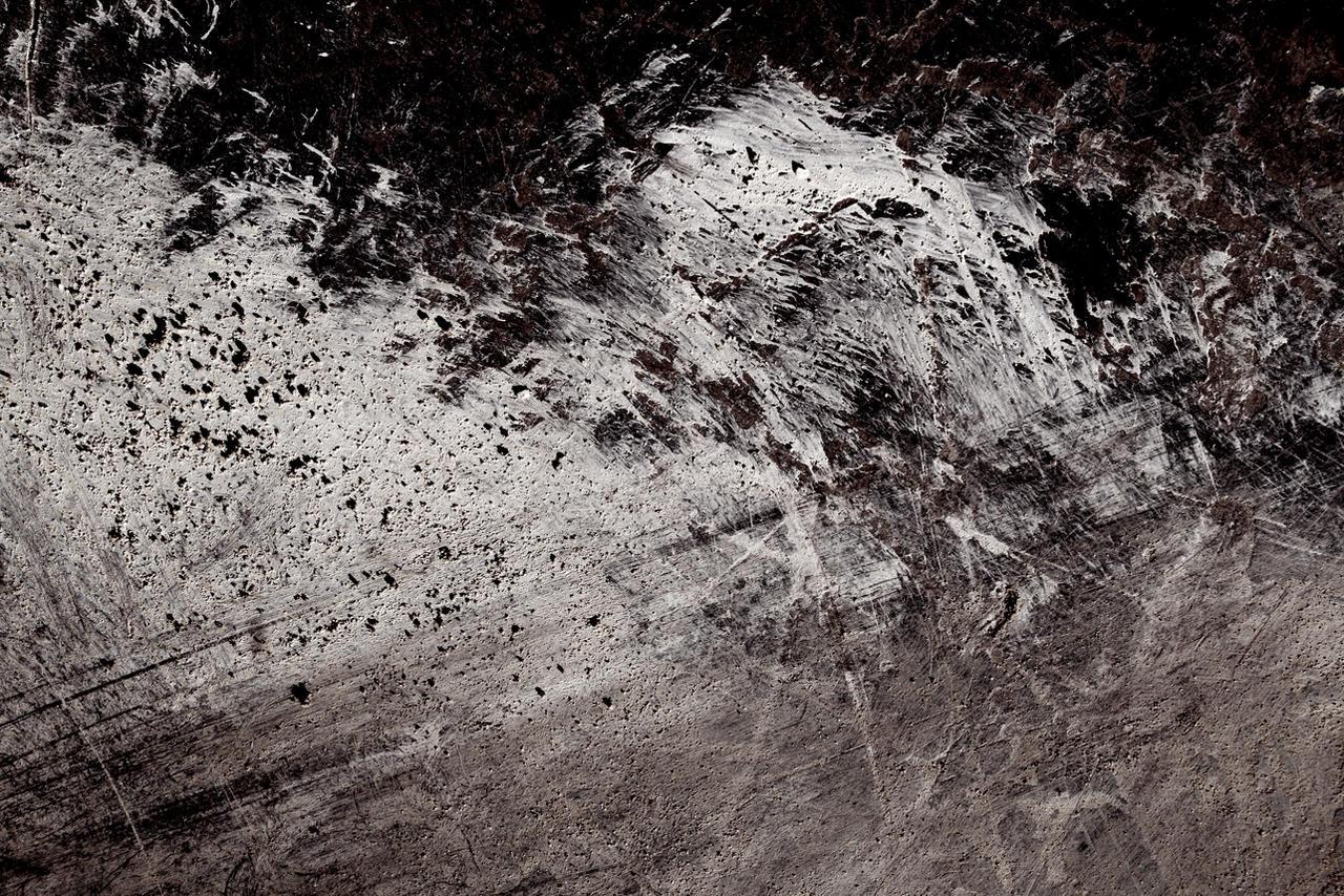 Metal shovel Texture III by mercurycode