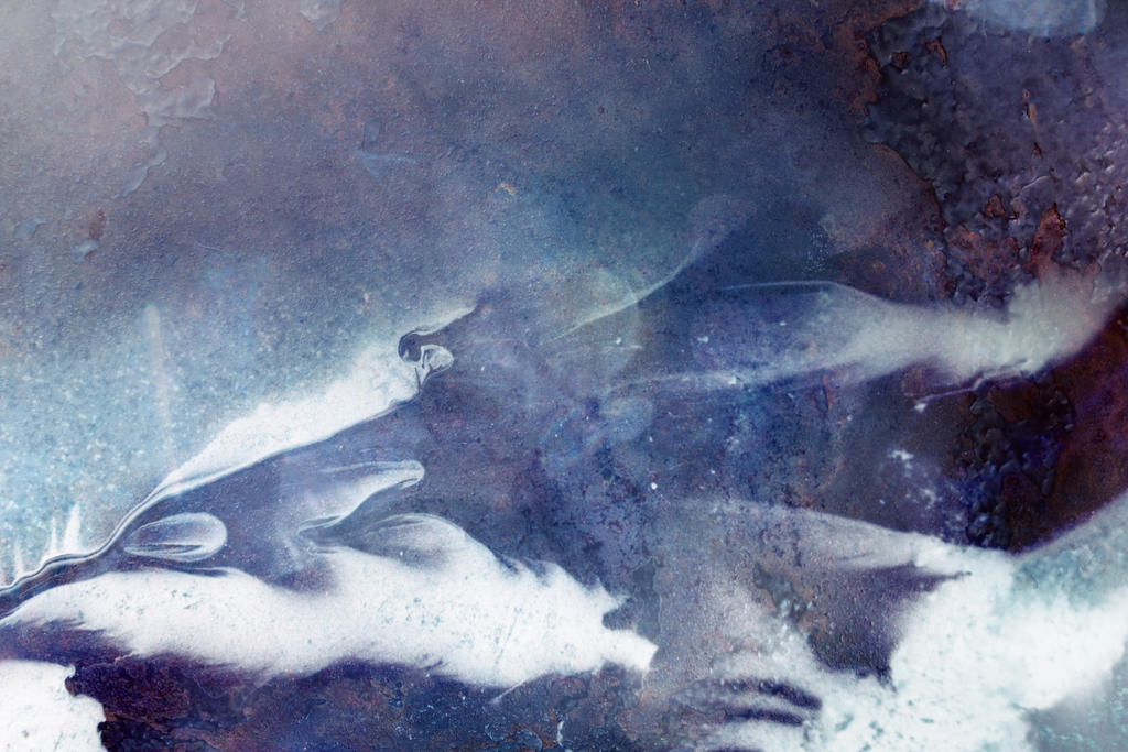 Digital Art Texture 112 by mercurycode