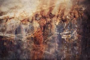 Digital Art Texture 129 by mercurycode
