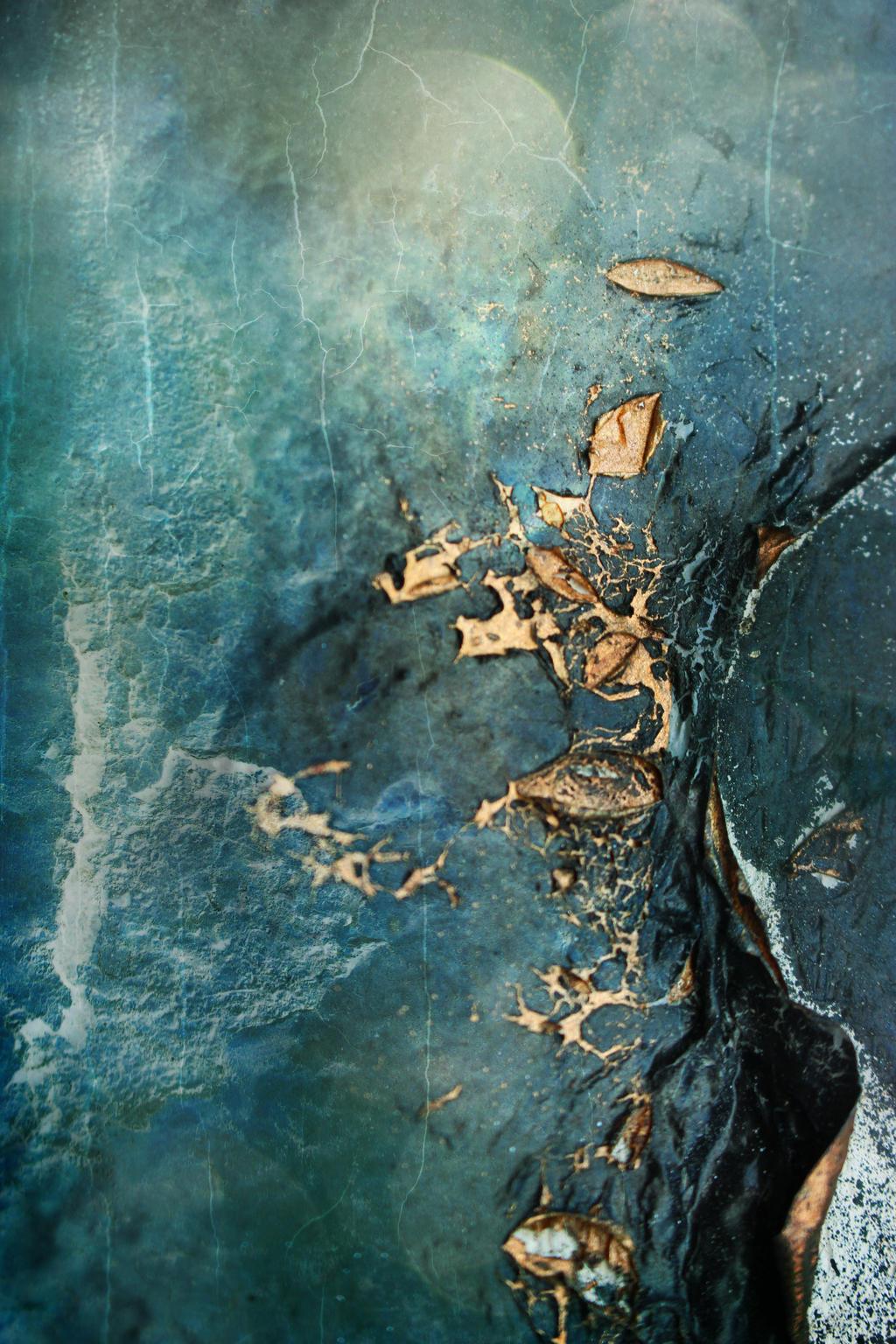 Digital Art Texture 217 by mercurycode