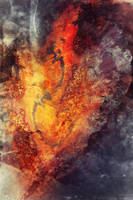 Digital Art Texture 249 - Happy new year! by mercurycode