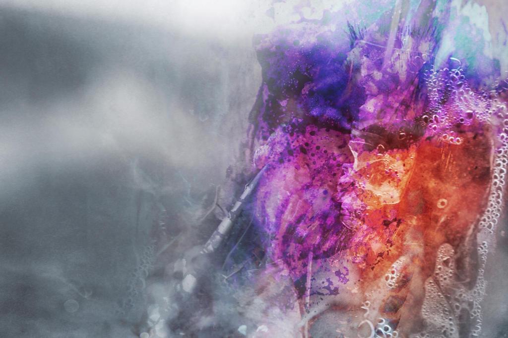 Digital Art Texture 253 by mercurycode
