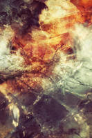 Digital Texture Artwork 258 by mercurycode
