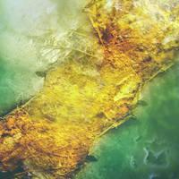 Digital Texture Artwork 260 by mercurycode