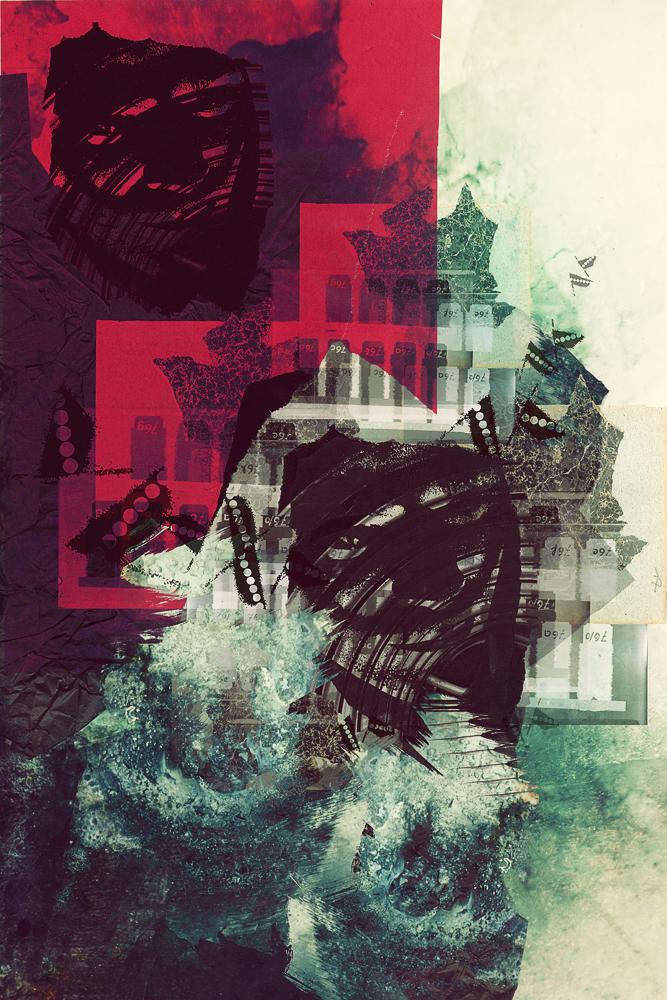 Untitled Artwork, maybe Jeff by mercurycode