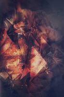 Digital Art Texture 289 by mercurycode