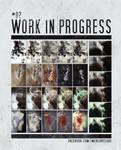 Work in Progress #2 | Texture creating process by mercurycode
