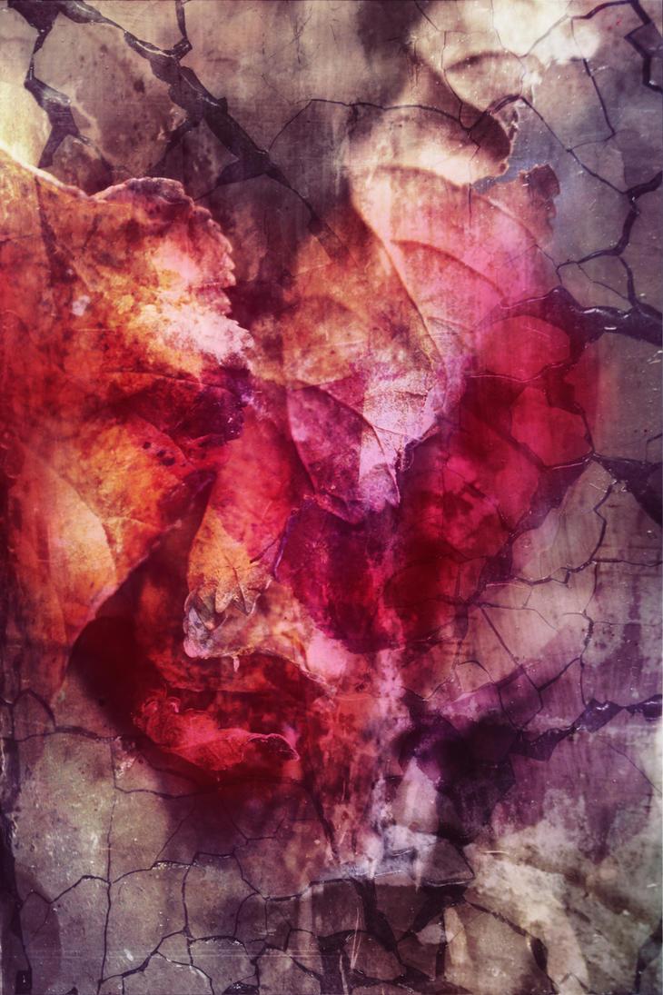 Digital Texture Artwork 318 | Happy Birthday by mercurycode