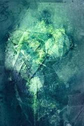Digital Texture Artwork 329 by mercurycode