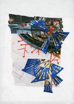 Original Collage: Enigma