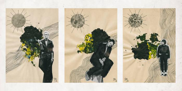 Original Collage Series: Allience