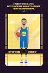 Stephen Curry by firmacomdesign