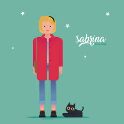 Sabrina by firmacomdesign