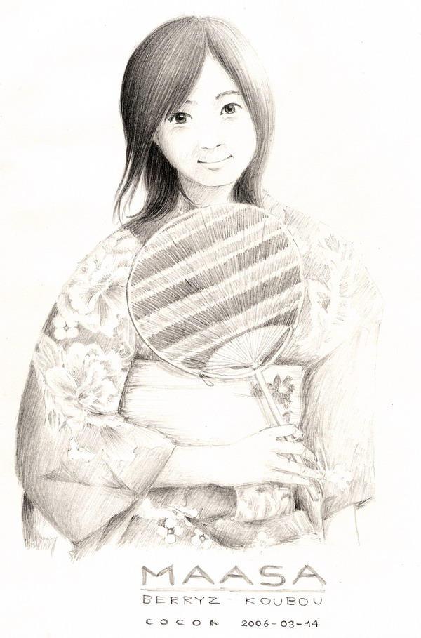 Maasa 01-Berryz Koubou by cocon