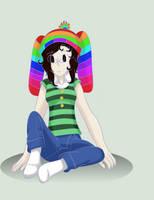 Rainbow -Effing- Hat +ID+ by CottonCanada