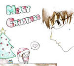 Merry Christmas :D by sayokim