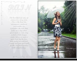 Rain by ramesh000