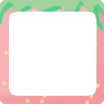 Strawberry Folder Template. by Kureiyaa