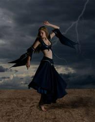 Dance In The Dark Of Night by SerenityMoon9
