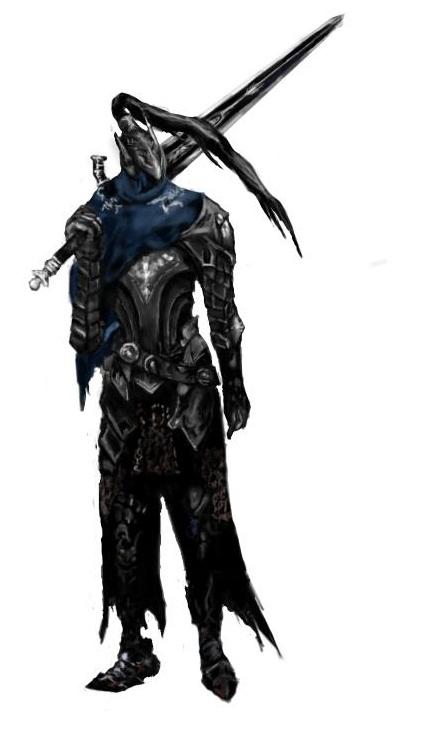 Artorias Armor Restored Sir artorias the abysswalker Artorias Armor Restored