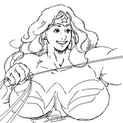 Wonder Woman by belt468
