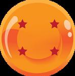 abuelito: esfera de 4 estrella