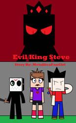 Evil King Steve Cover