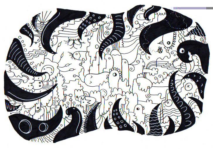 Squid by Jenn-Rushby