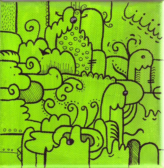 Ecology by Jenn-Rushby
