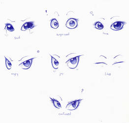 J.O.D. Cartooney Eyes +TEST AGAIN+ :D by SabrinaNightmaren