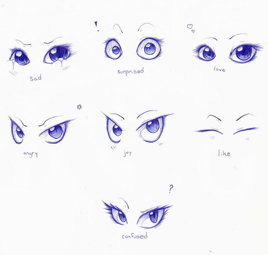 J.O.D. Cartooney Eyes +TEST AGAIN+ :D by SabrinaNightmaren