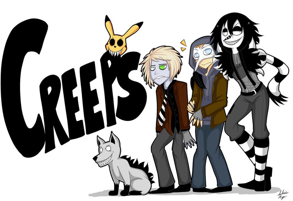 Creeps скачать торрент