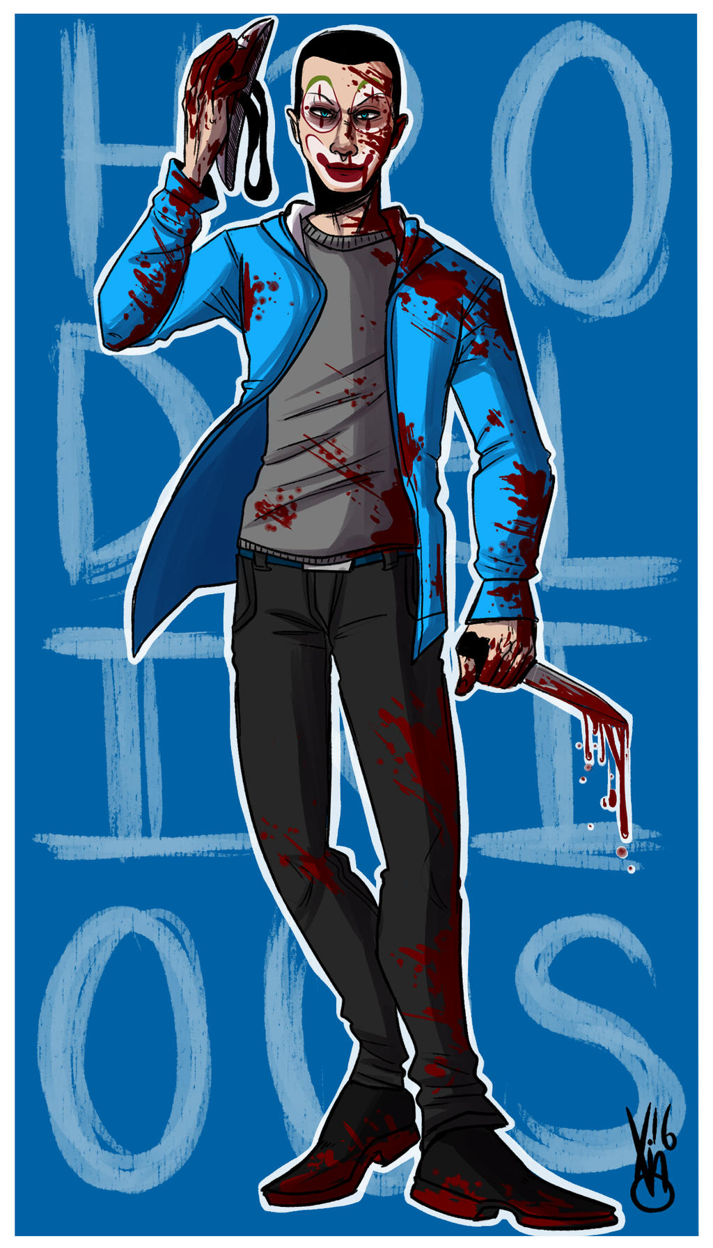 H2O Delirious by Xinophin on DeviantArt H20 Delirious Fan Art