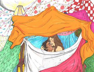 Blanket Fort by MandyDandy-02