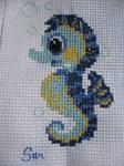 SeaHorse Cross Stitch